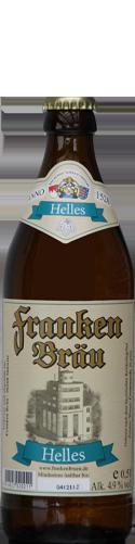Franken Bräu Helles